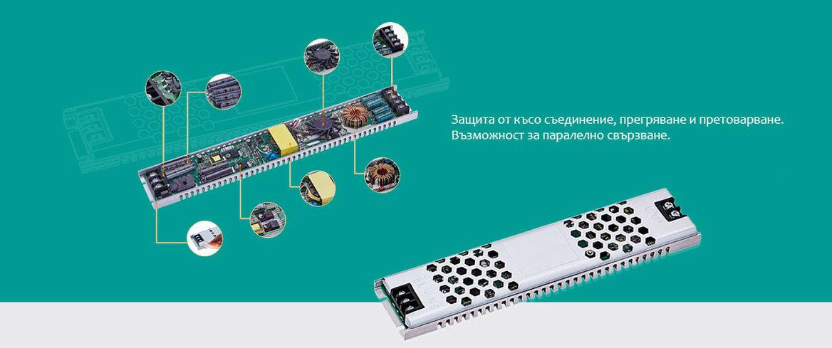 Захранвания за LED, удобни, компактни