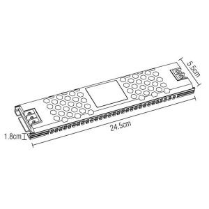 Захранване за LED - GL-B-24V-120W