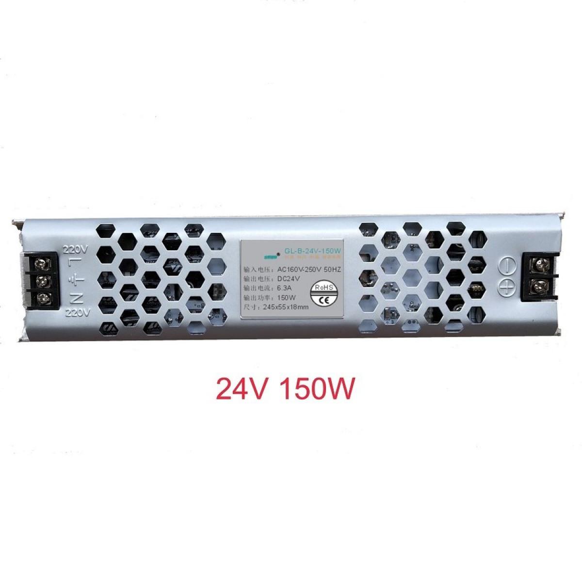 Захранване за LED - GL-B-24V-150W